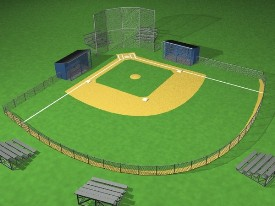 Baseball Field Reservations